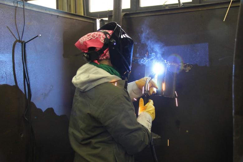Women In Welding A Soaring Trend