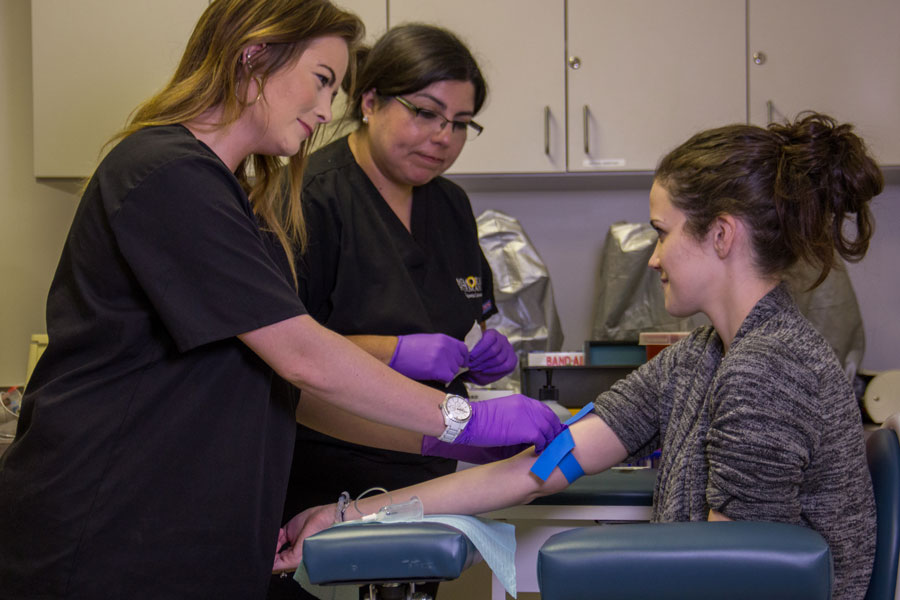 Phlebotomy Technician Certificate