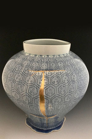 Pottery by Steven Y. Lee