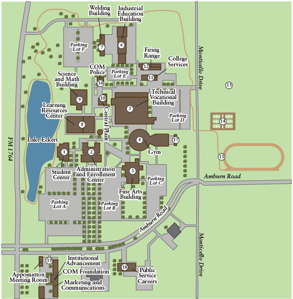 Cwu Campus Map. Campus Map North Carolina At State University Us ...