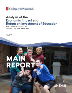 Main Report cover
