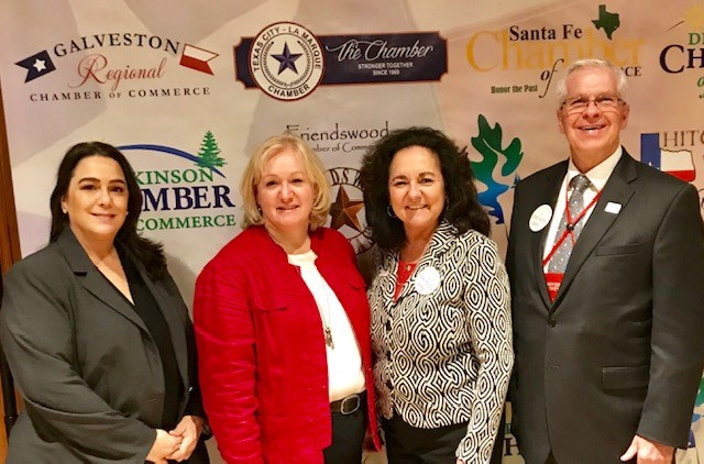 COM Representatives Attend Galveston County Day at the Capitol