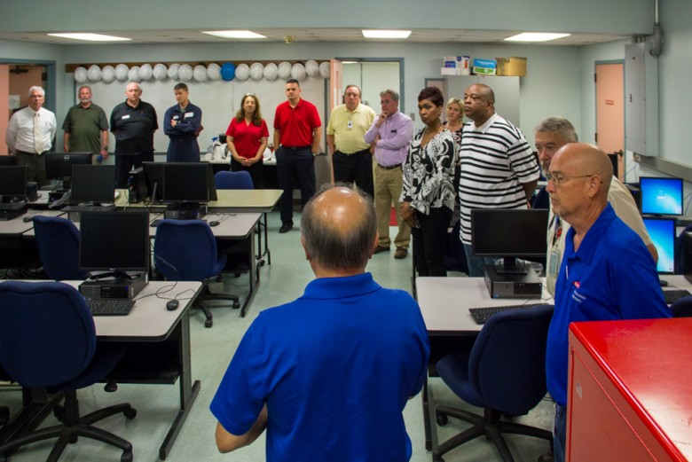 COM Process Technology Facilities Tour