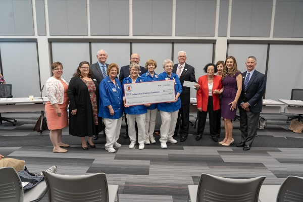 Community Offers Support for COM Scholarships