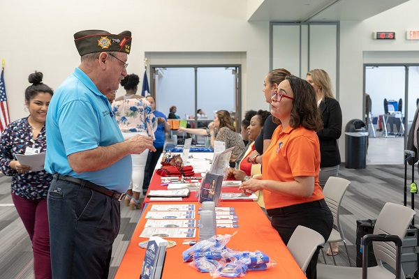 COM Hosts Annual Veterans Fair