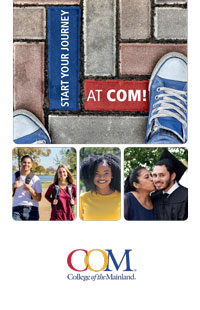 Start your journey at COM