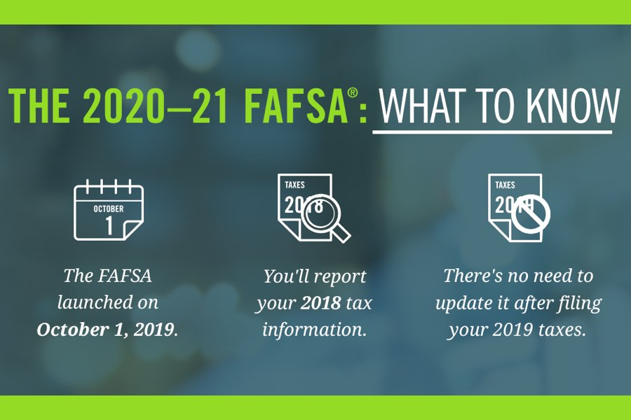 What to know for the 2020-2021 FAFASA