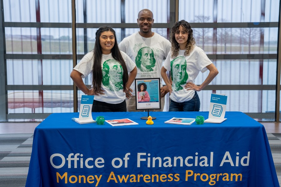 Financial Aid employees