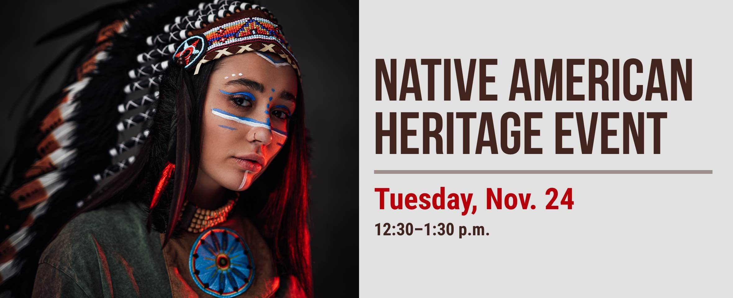 Native American Heritage Event