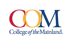 College of the Mainland logo